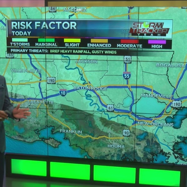 Morning Weather Update (June 20, 2019)