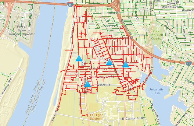 Power outage near LSU leaves thousands without A/C | BRProud com