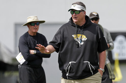 Doug Marrone, Tom Coughlin