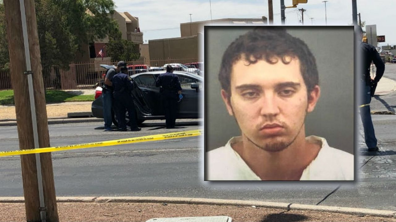 Suspect In El Paso Walmart Shooting Charged With Capital