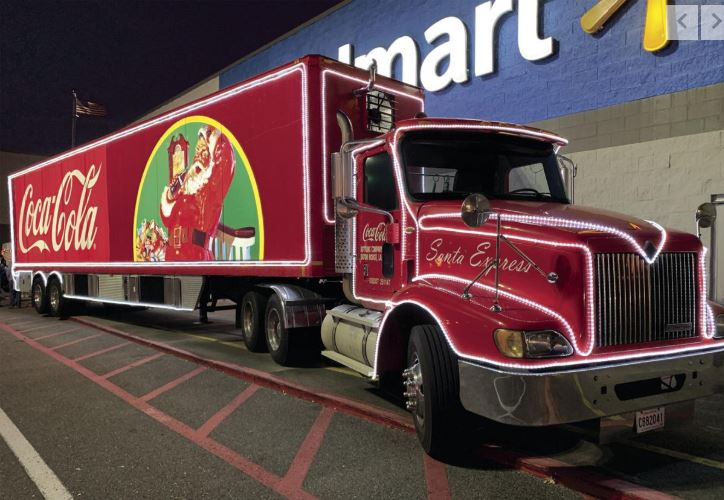 Brproud Coca Cola Caravan Makes Stop In Livingston Parish Four More To Come
