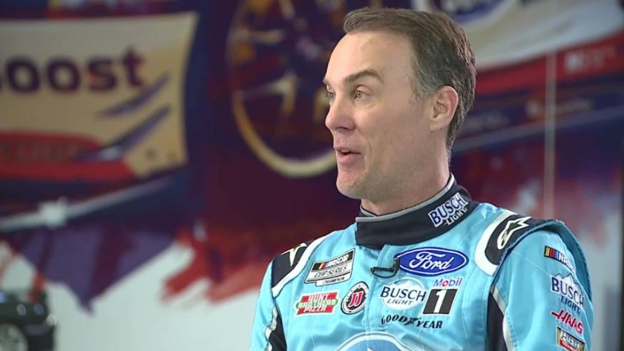 Kevin Harvick Knows What It Feels Like To Celebrate Daytona 500 In