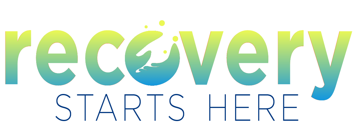 Recovery Starts Here logo