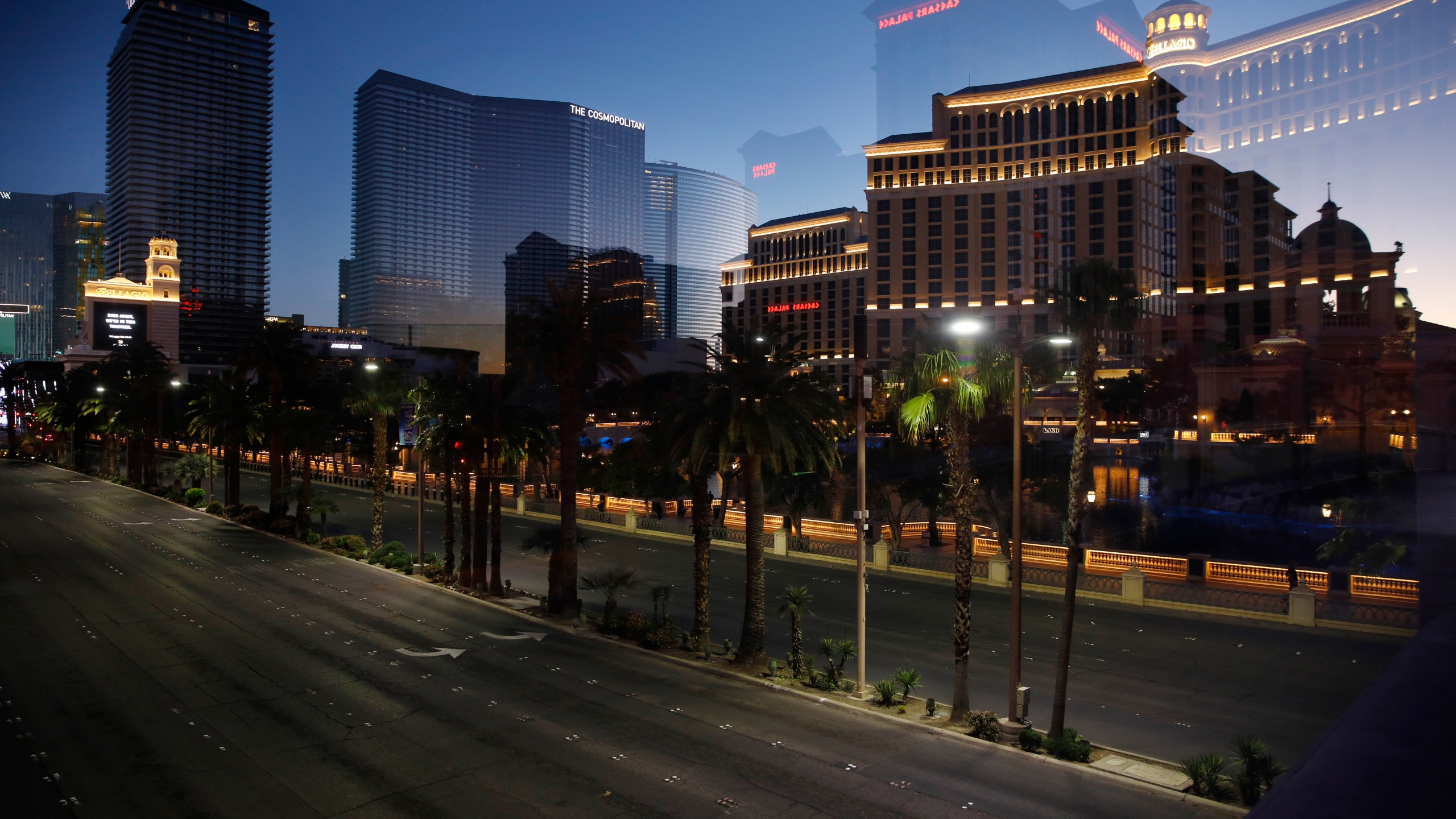 Las vegas casinos detail reopening dates and safety plans