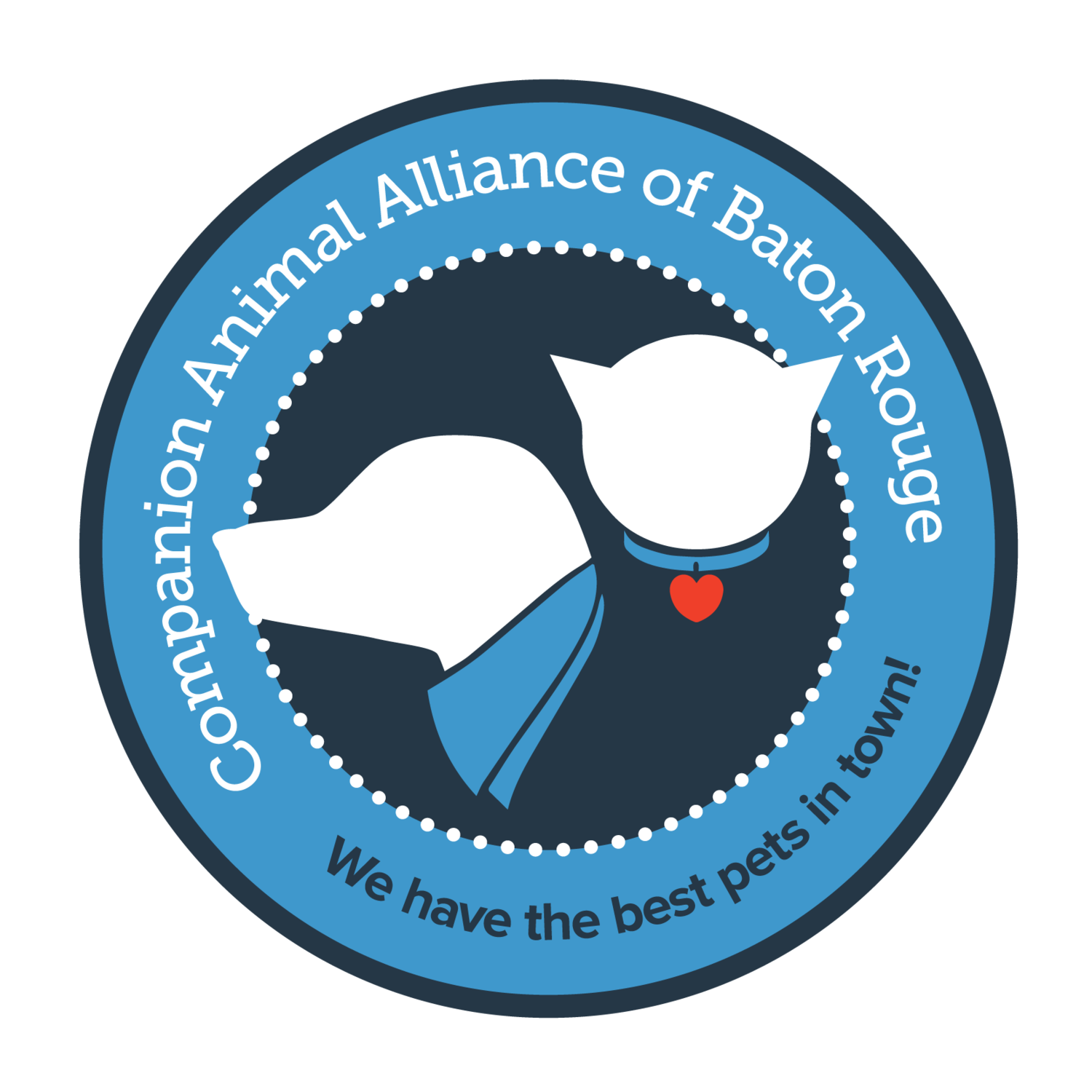 Companion Animal Alliance of BR logo
