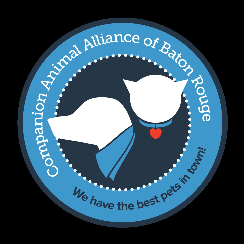 Companion Animal Alliance of BR logo