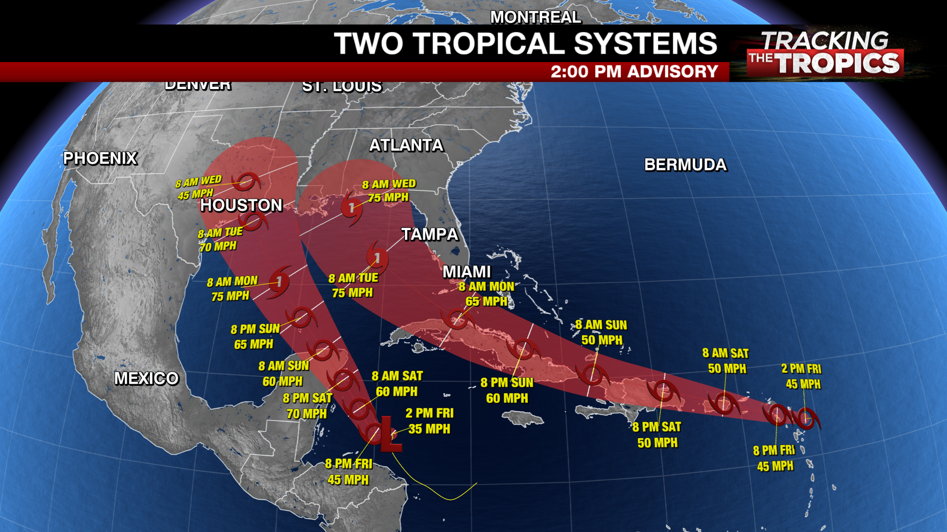 Brproud West Baton Rouge Ask Locals To Begin Storm Preparations