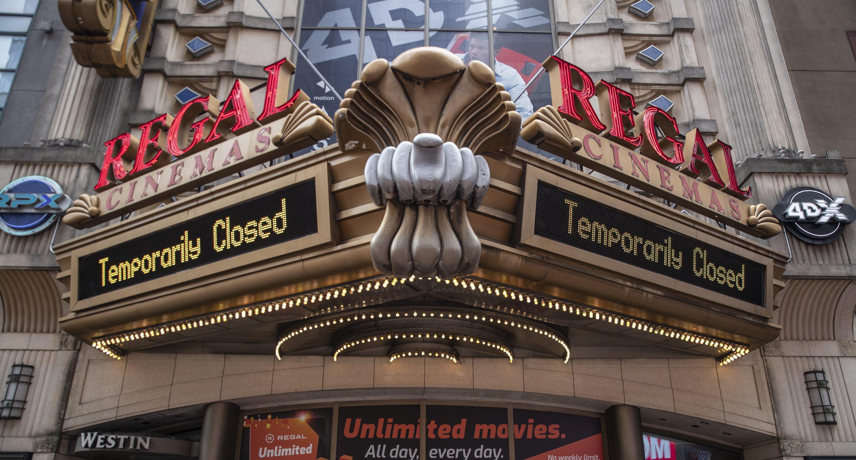 Brproud Regal Cinemas Owner Considering Closure Of All Theaters Worldwide