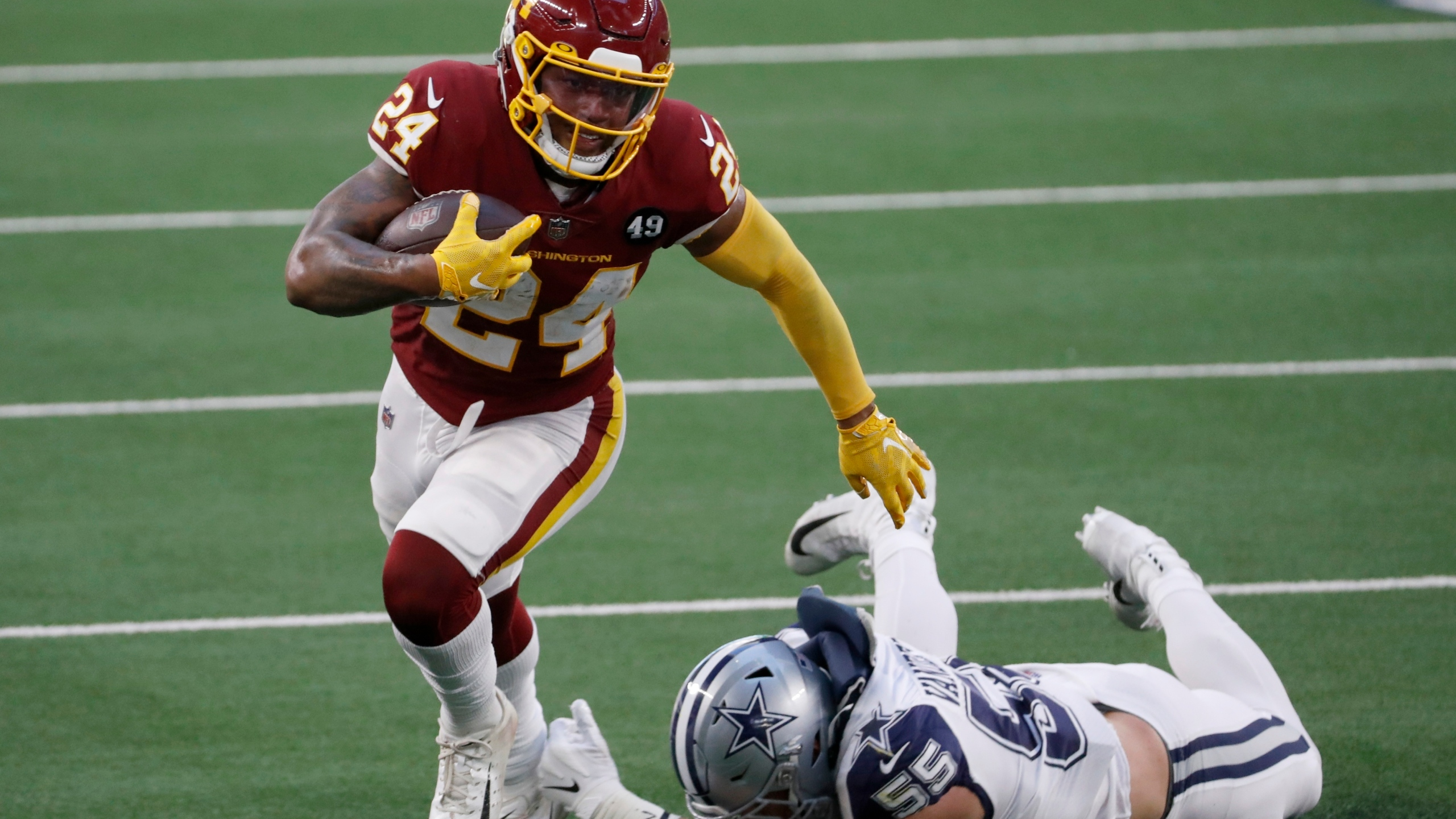Smith Washington In 1st After Thanksgiving Win Over Cowboys Brproud Com