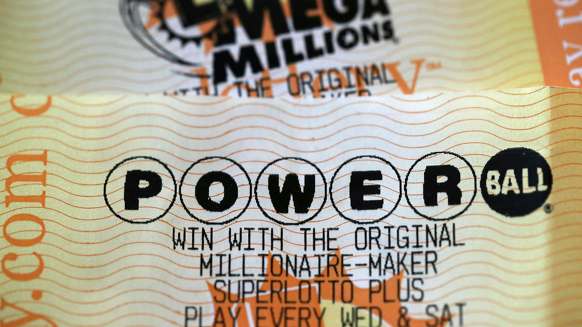 BRPROUD   Winning numbers of the $470 million Powerball jackpot announced