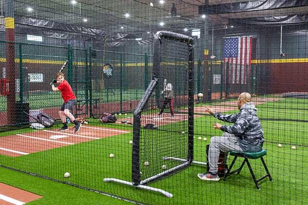 Batting cages baton rouge