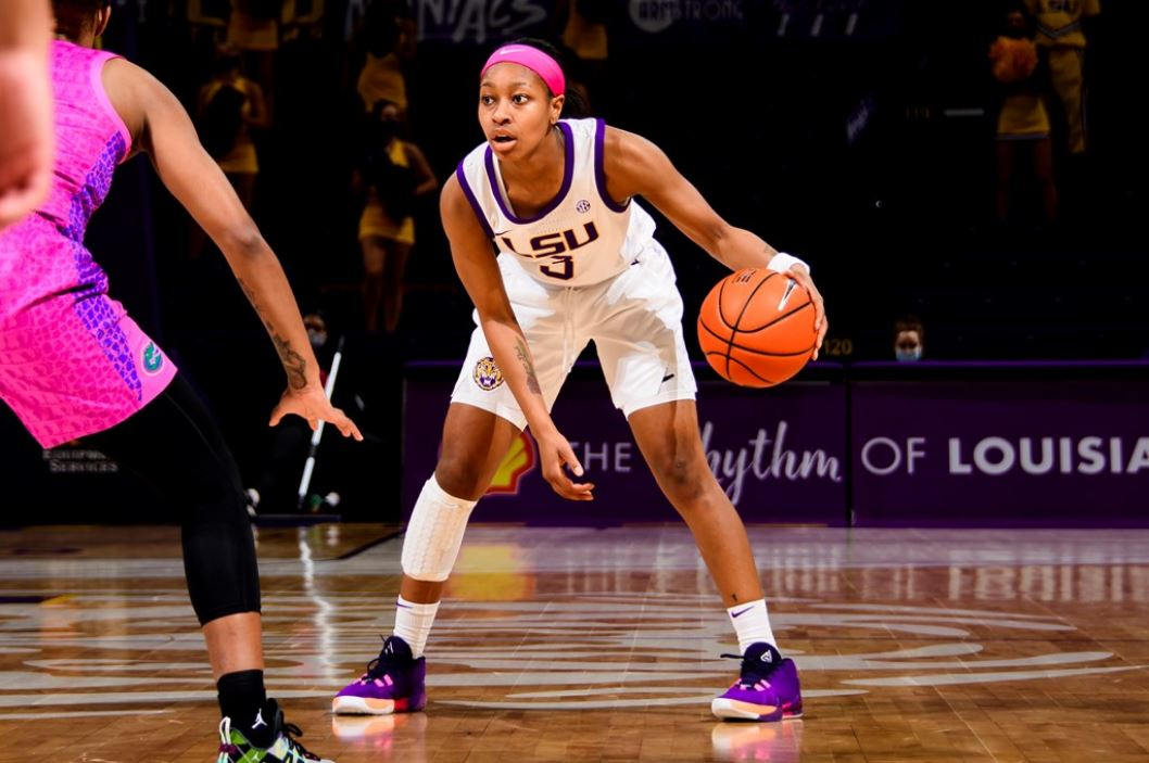 Khayla Pointer Invited to 2021 USA Women's AmeriCup Team Trials