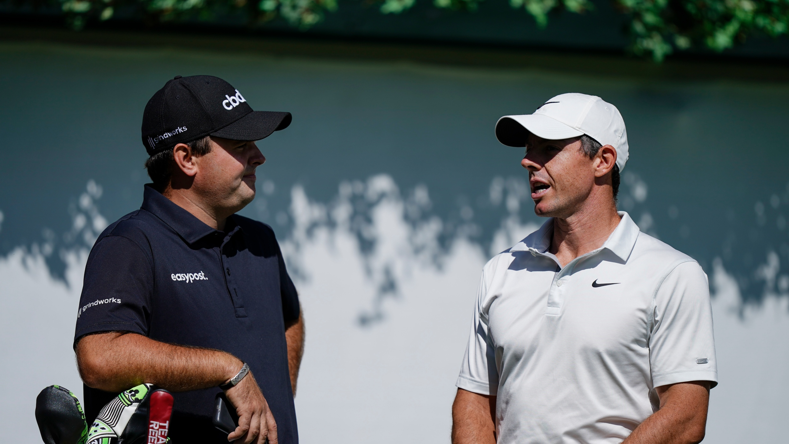 Patrick Reed, Rory McIlroy