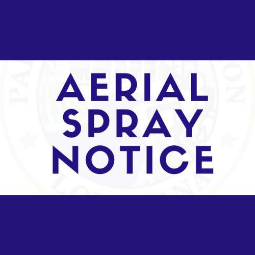 Ascension Parish second mosquito aerial spray begins Saturday morning