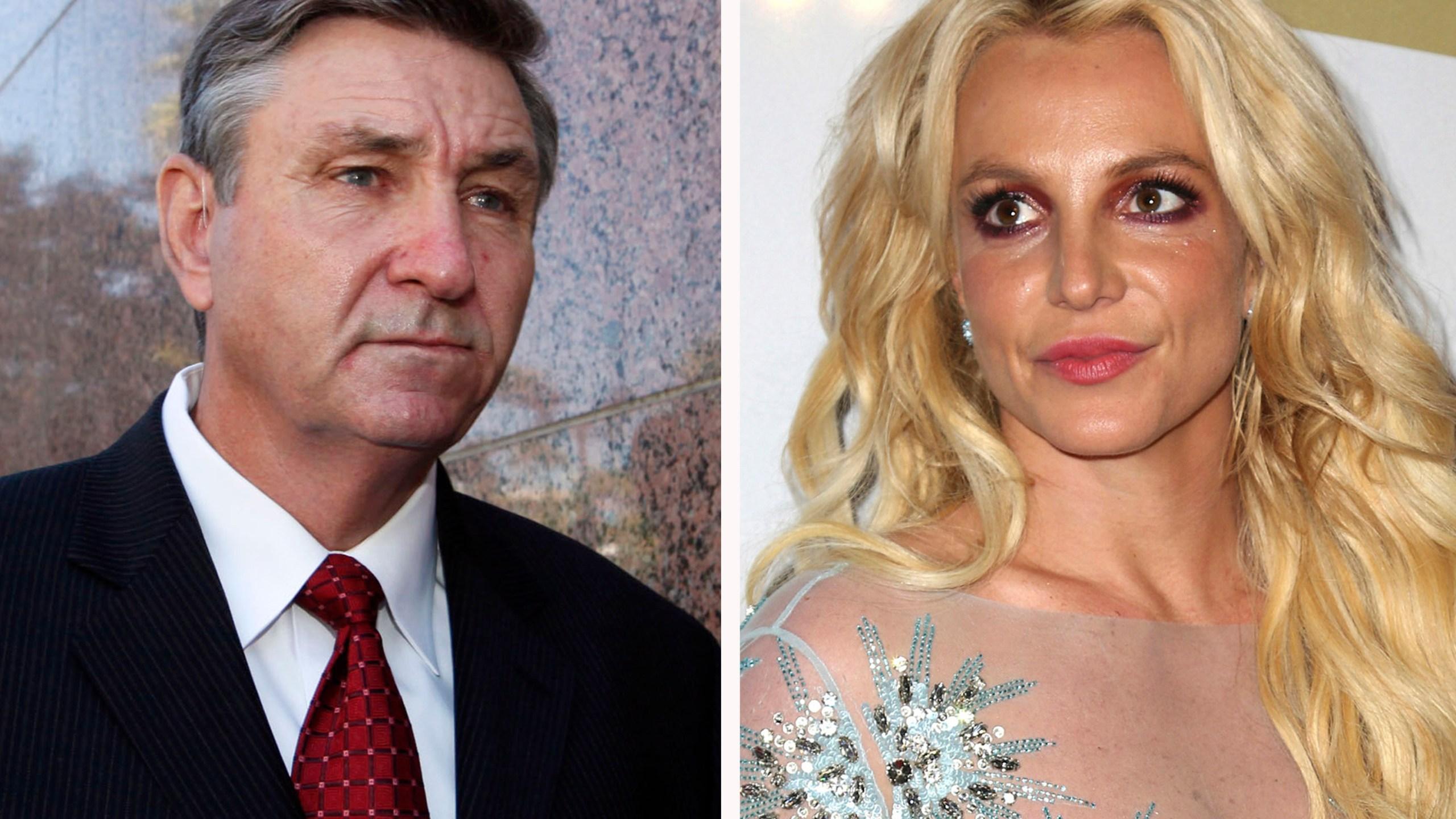 Jamie Spears, Britney Spears